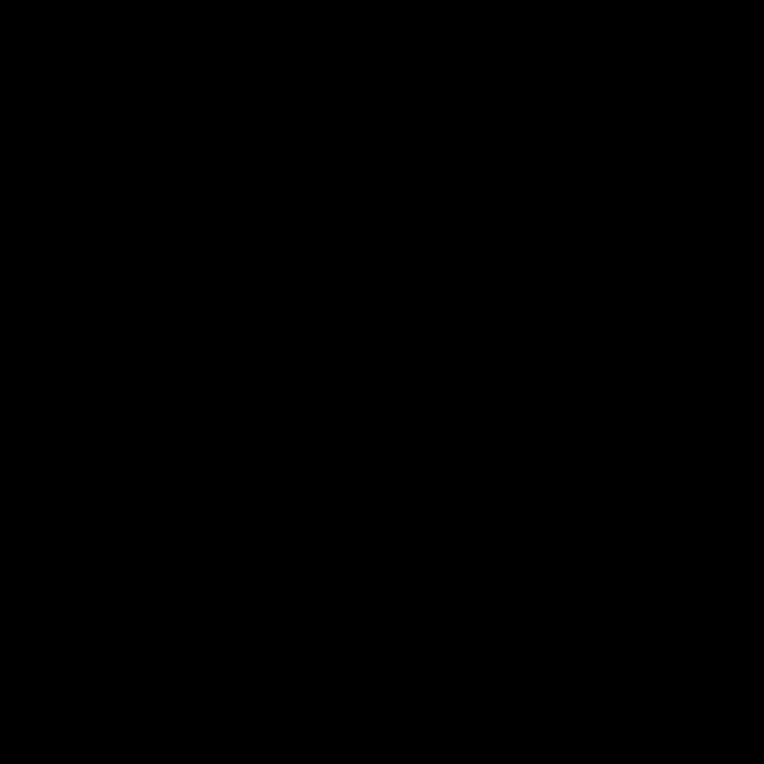Galassia Piantana in legno Massello di Iroko