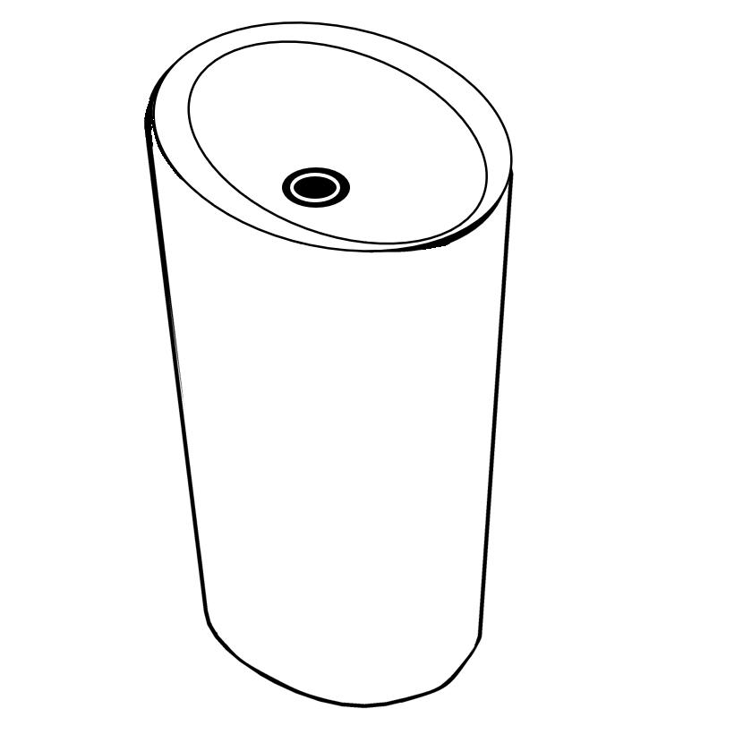 Lavabi Freestanding