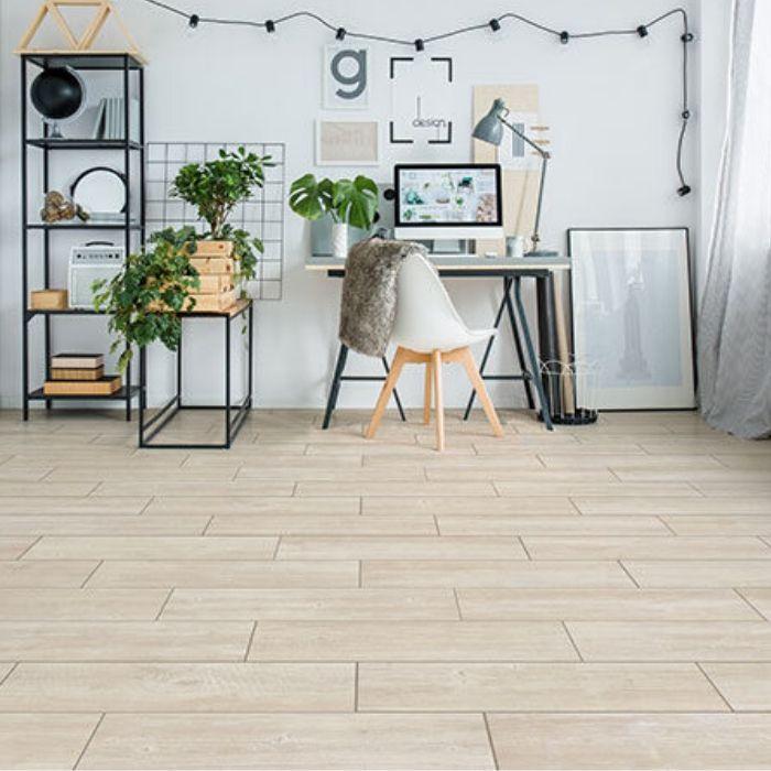 Ceramica Mediterranea Streetwood White 15x60 Cermed