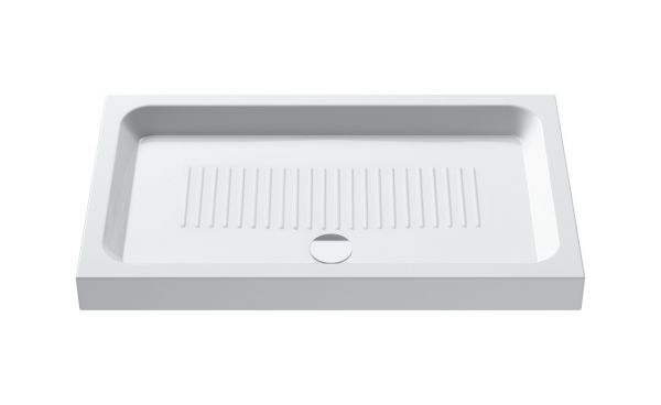 Catalano Piatto Doccia In Ceramica Bianco Base 120x70