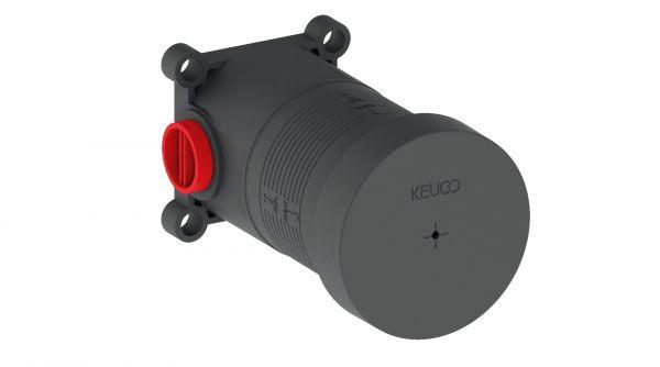 Keuco Ixmo Struttura Base Sottotraccia Per Miscelatore Monocomando Con Allacciamento Tubo Flessibile Dn 15 59552 000170