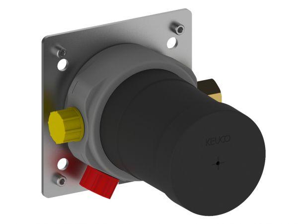 Keuco Ixmo Struttura Base Sottotraccia Per Batteria Termostatica Dn 15 59553 000070