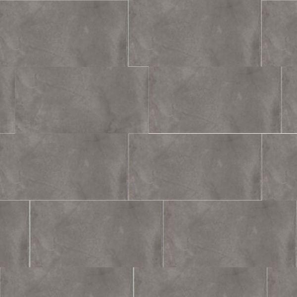 Pavimento Effetto Cemento Ceramica Mediterranea Desaign Antracite 30x60 cm