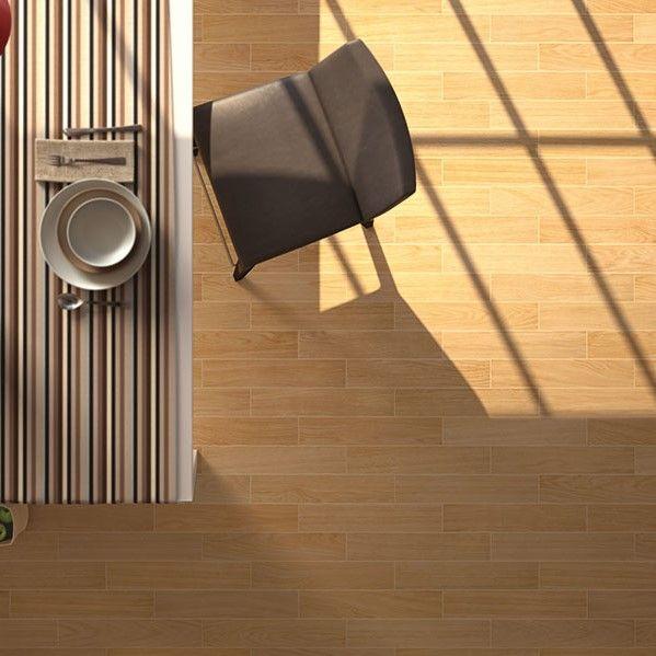 Blustyle Arborea Cloe 15x60 cm Effetto legno in Gres Porcellanato