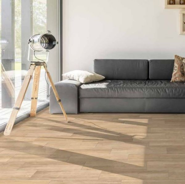 Ceramica Mediterranea Streetwood Honey Pavimento Gres Porcellanato Effetto Legno 15x60 cm