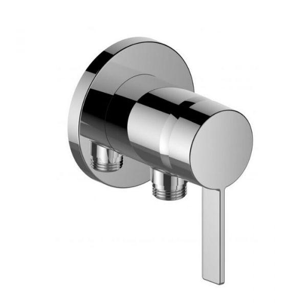 Keuco Ixmo Miscelatore Cromo Monocomando Sottotraccia Con Allacciamento Tubo Flessibile Dn 15 59552 019501