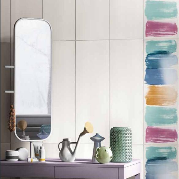 Offerta Imola Ceramica Rivestimento 20x60 Play Bianco W