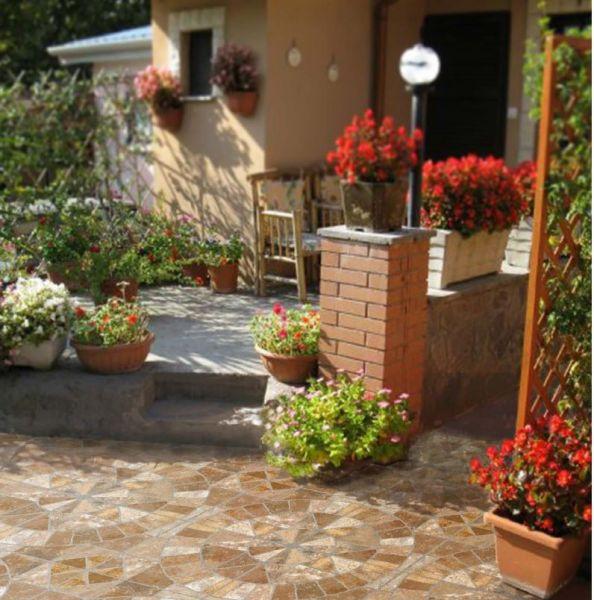 Pavimento Per Esterno Rosoni Ceramiche San Nicola Pave Gubbio