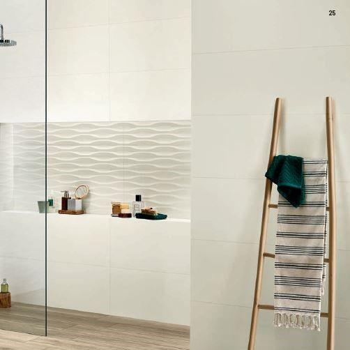 Love Tiles Genesis Rivestimento 30x60 White Matt